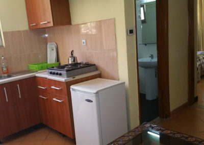 Deluxe Studio Furnished Apartment Addis Ababa Ethiopia 3