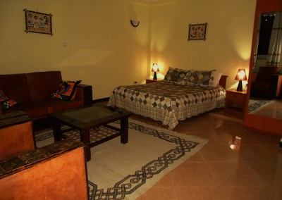 Ekko Apartments and Guest House Addis Ababa Studio Bedroom