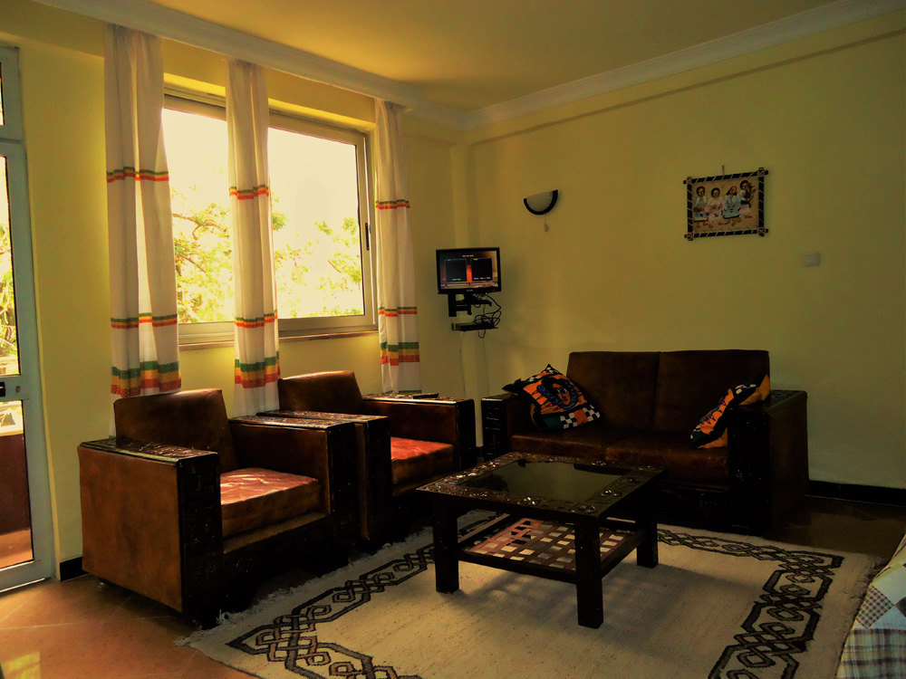 Ekko apartments and guest house addis ababa ethiopia for Rent house for a night
