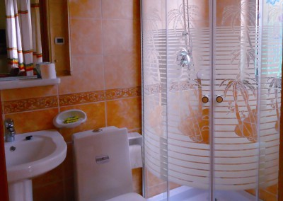 Ekko Apartments and Guest House Addis Ababa Studio Rooms Shower